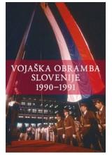 Vojaška obramba Slovenije 1990-1991