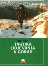 knjiga Taktika bojevanja v gorah