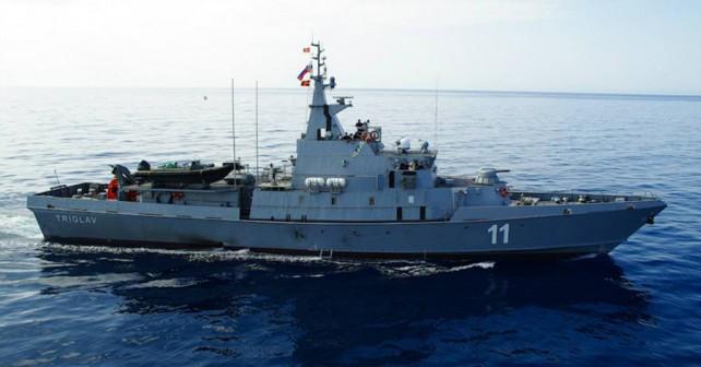 Vojaška ladja Triglav