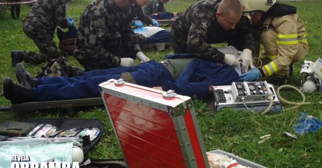 Zdravniki v Slovenski vojski