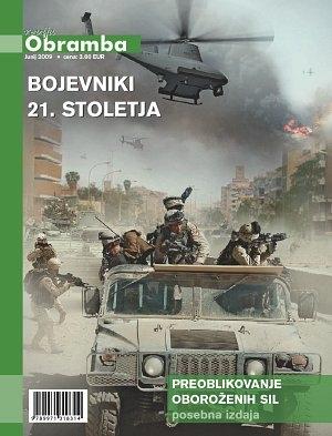 Bojevniki 21. stoletja - posebna izdaja revije Obramba, junij 2009