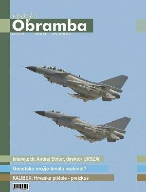 Revija Obramba april 2011