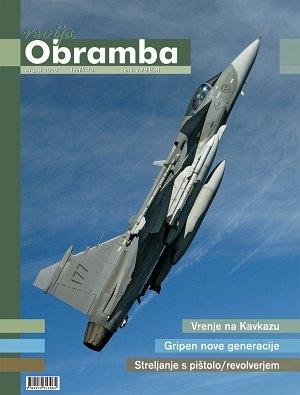 Revija Obramba, avgust 2008