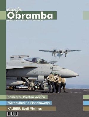 Revija Obramba avgust 2010