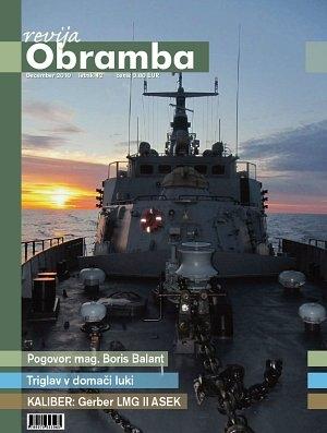 Revija Obramba, december 2010