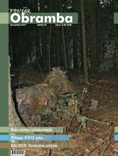 Revija Obramba december 2011