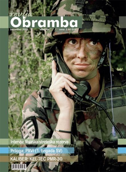 Revija Obramba december 2012