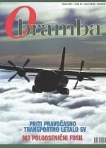 V reviji Obramba, februar 2007, si preberite: Bataljon Slovenske vojske na Kosovo, kolesniki v parlamentu, romunski migi ali F-16 v Indiji,...