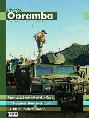 Revija Obramba, februar 2009