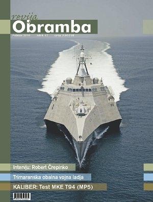 Revija Obramba februar 2010