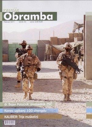 Revija Obramba februar 2011