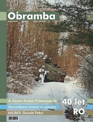 Revija Obramba, januar 2009