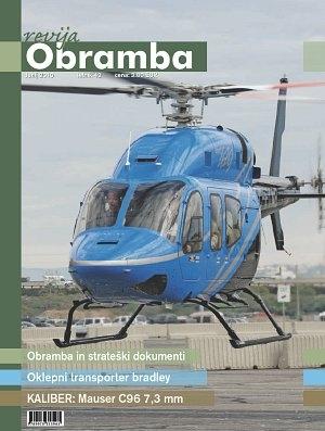 Revija Obramba junij 2010
