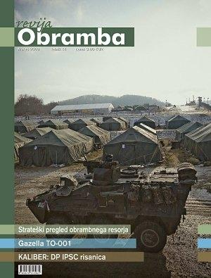 Revija Obramba marec 2009