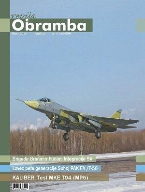 Revija Obramba marec 2010