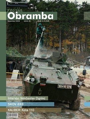 V reviji Obramba, november 2008, si preberite o civilno vojaškem sodelovanju, lahkih oklepnih kolesnikov eagle IV 4x4,...