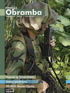Revija Obramba november 2010
