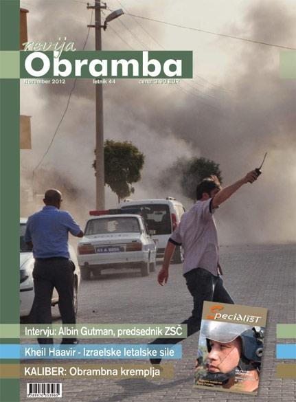 Revija Obramba november 2012