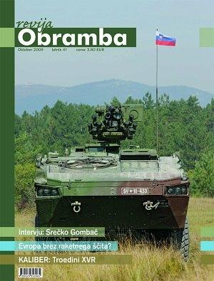 Revija Obramba, oktober 2009