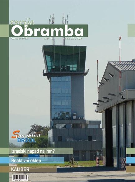 Revija Obramba oktober 2012