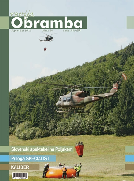 Revija Obramba september 2012