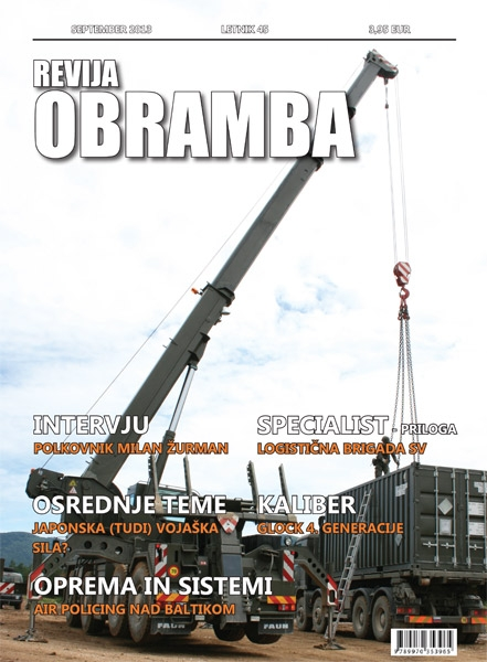 Revija Obramba september 2013