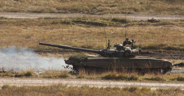 Slovenski tank M-84