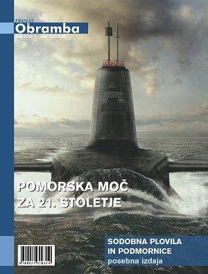 Vojne ladje in podmornice - pomorska moč za 21. stoletje