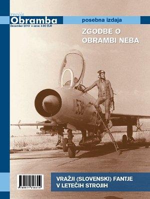 Zgodbe o obrambi neba, posebna izdaja december 2010
