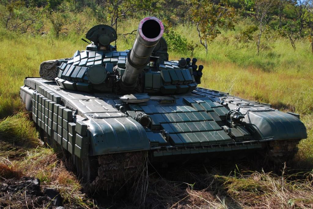 Glavni bojni tank T-72B1