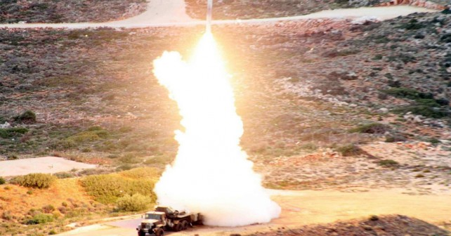 Grčija testirala raketni sistem S-300 na Kreti
