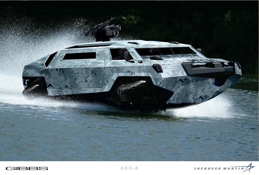 Amfibijsko vozilo Gibbs expeditionary