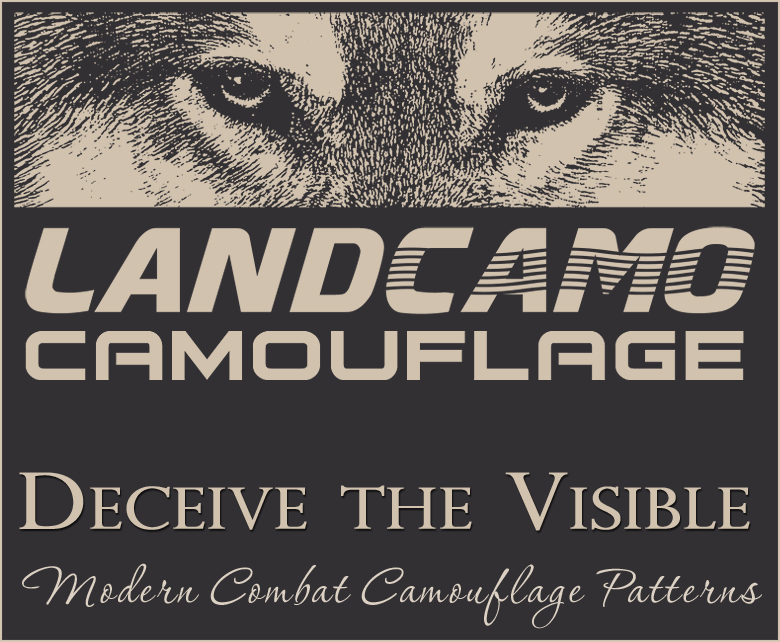 Landcamo camouflage