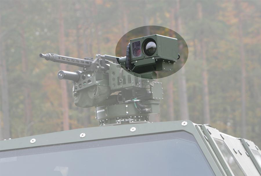 Rheinmetall LAZ 200