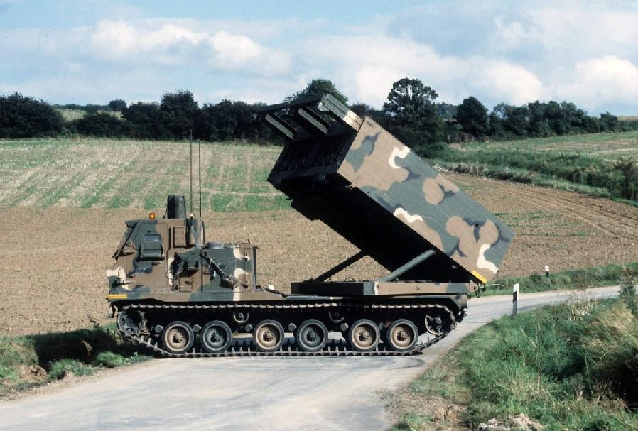 Francoski MLRS M270