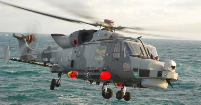 Helikopter AW159 wildcat