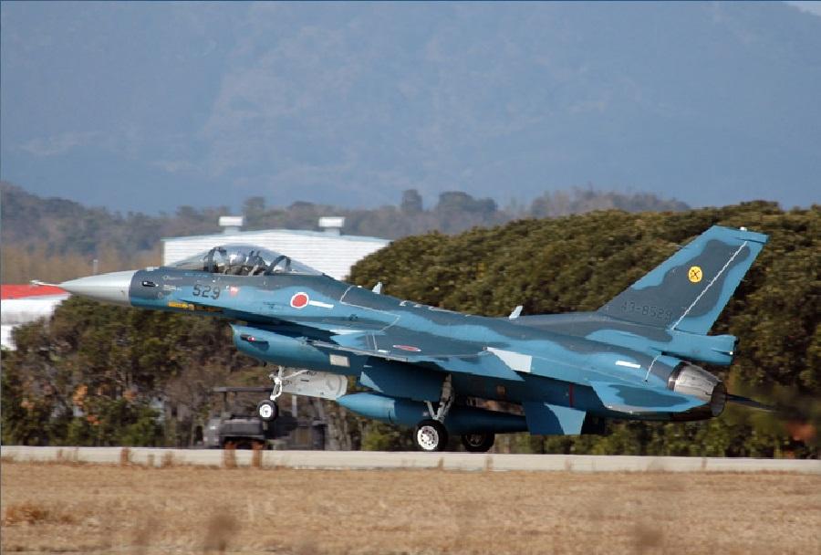 Japosnki lovec F-16