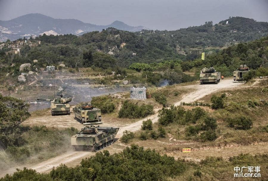 Kitajska vojaška vaja Mission Action 2013