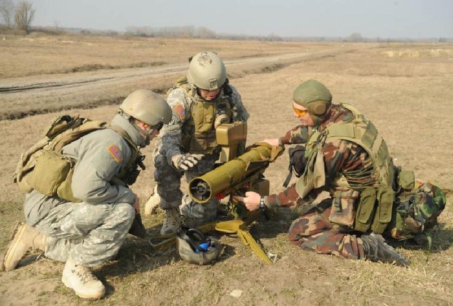 Ruski prenosni protitankovski raketni sistem 9K113
