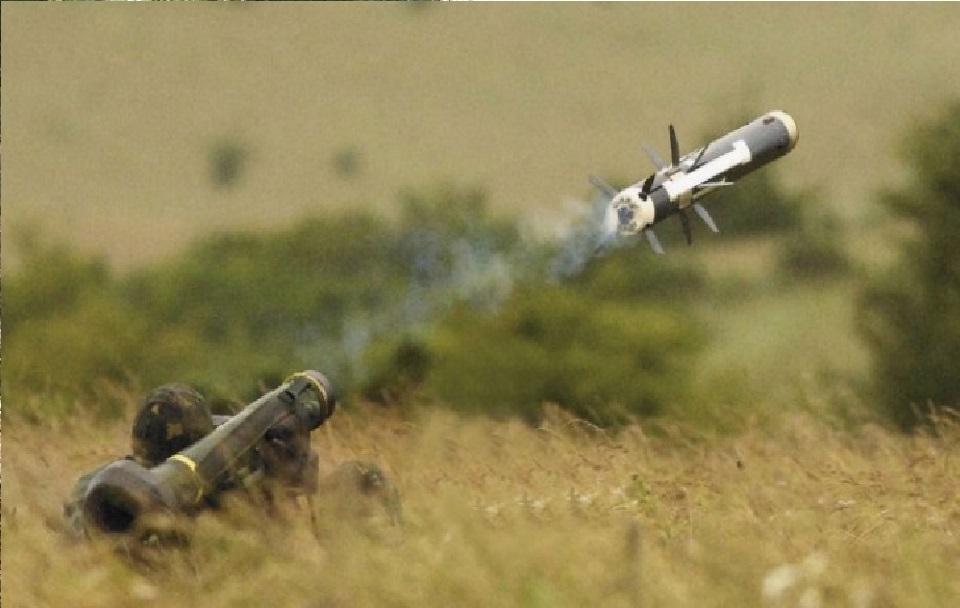 Prenosni protitankovski raketni sistem javelin