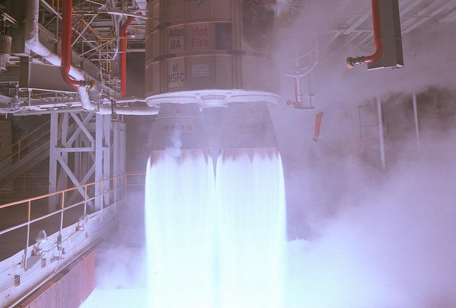 Ruski raketni motor RD-180