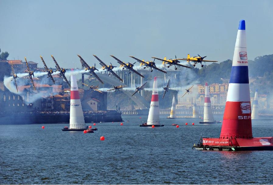 Svetovno prvenstvo akrobatskih pilotov Red Bull Air Race