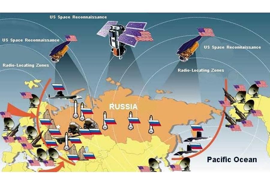 Ruski in ameriški raketni ščit
