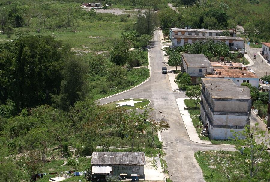 Zapuščena ruska vojaška baza na Kubi