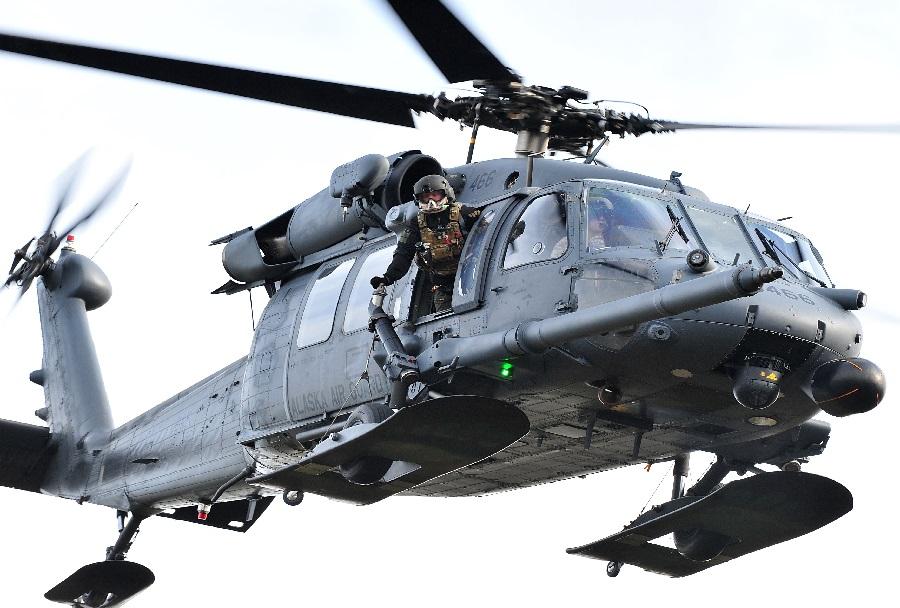 Bojno-reševalni helikopter Sikorsky HH-60 pave hawk