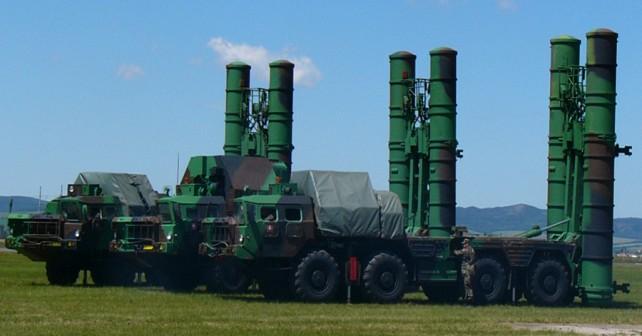 Ruski raketni sistemi S-300