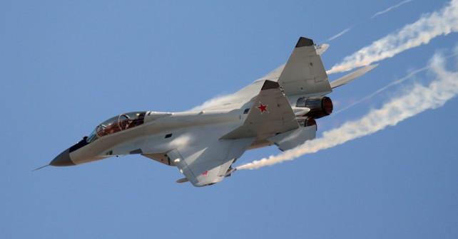 Ruski lovec MiG-29