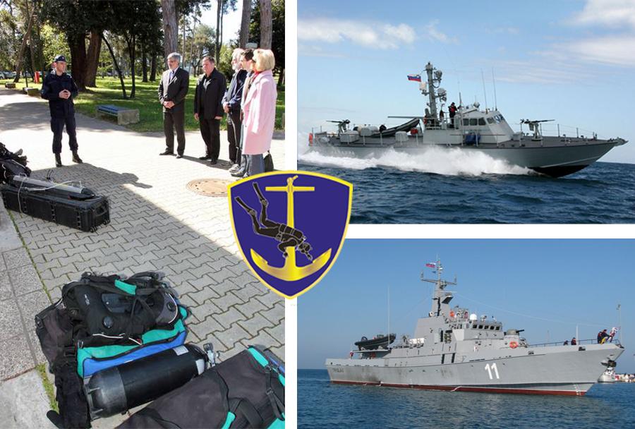 430. mornariški divizion Slovenske vojske