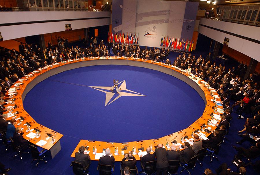 zveza NATO