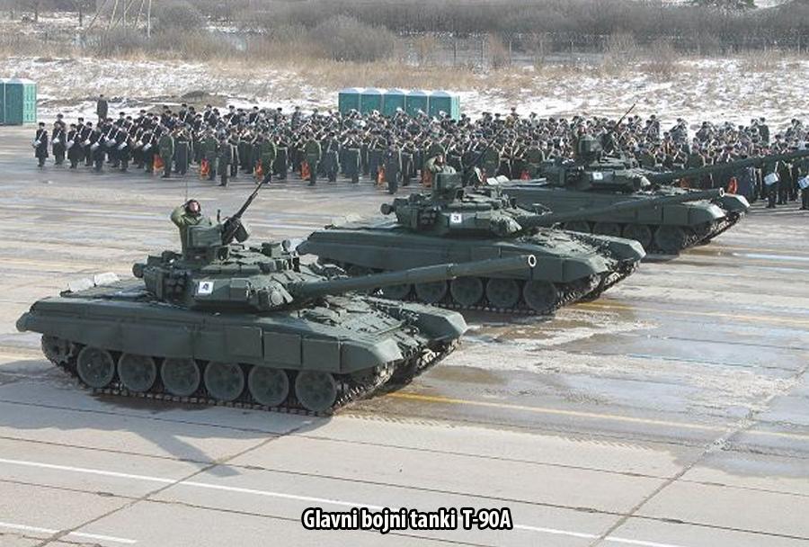 Ruska-vojska-Glavni-bojni-tanki-T-90A